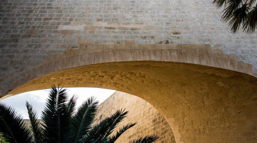 St Barbara Arch